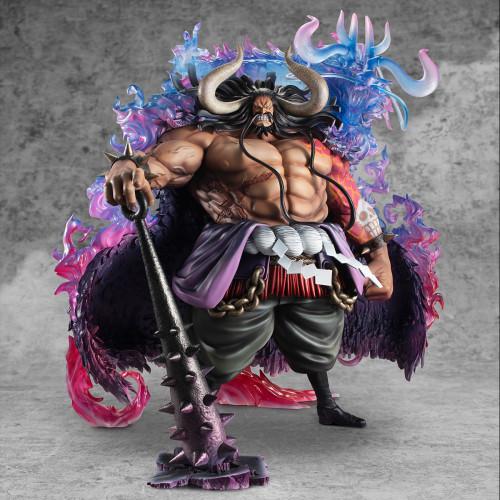【In Stock】MegaHouse ONEPIECE Kaido Portrait Of Pirates PVC figure