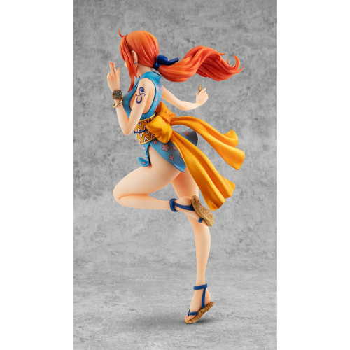 【In Stock】MegaHouse ONEPIECE Nami Wano Country PVC figure