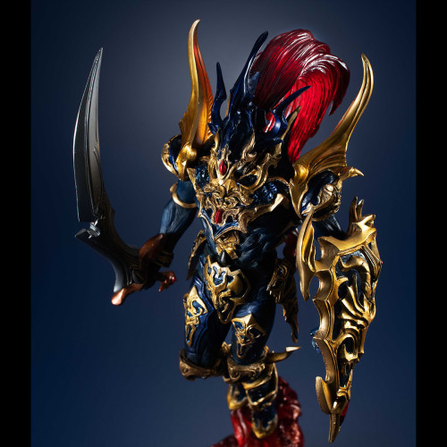 【In Stock】MegaHouse Yu-Gi-Oh! Black Luster Soldier PVC figure