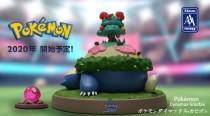 【Preorder】NAkama Studio Pokemon Snorlax giant series resin statue's post card