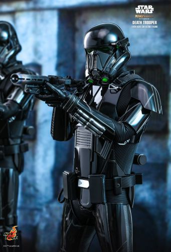 【Preorder】HotToys Star Wars Mandalorian Death Trooper figure's post card