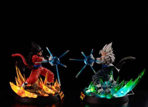 【Preorder】XZ Studio Dragon Ball Vegetto 1:6 scale resin statue's post card