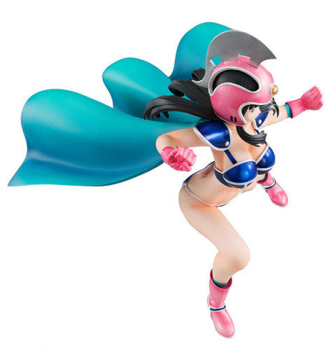 【In Stock】BANDAI MegaHouse GALS Dragon Ball Chichi youth PVC figure