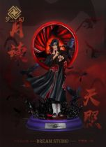 【In Stock】Dream Studio Uchiha Itachi Tsukuyomi&Amaterasu resin statue