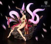 【In Stock】AL Studio ONEPIECE Boa Hancock demon fox 1/6 scale resin statue