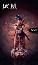 【In Stock】LK&MIC Studio Dragon Ball Samurai Goku 1:7 resin statue