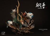 【In Stock】IZ Studio NARUTO Tsunade Hundred Seal Sannin resonance series 1:6 scale resin statue