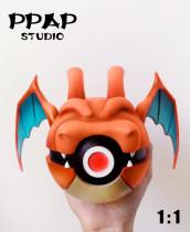 【Preorder】PPAP Studio Pokemon Poké Ball 1:1 scale resin statue's post card