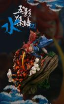 【In Stock】IZ Studio Fourth Shinobi World War Five Kage Assemble Terumi Mei resonance series NO.2 resin statue