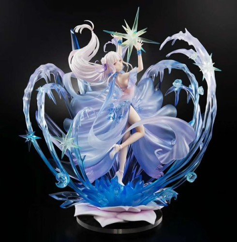 【In Stock】SSF Re:Life in a different world from zero Emilia PVC Statue Copyright