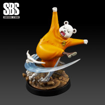 【Preorder】ShowBox Studio One Piece Bepo angry resin statue's post card