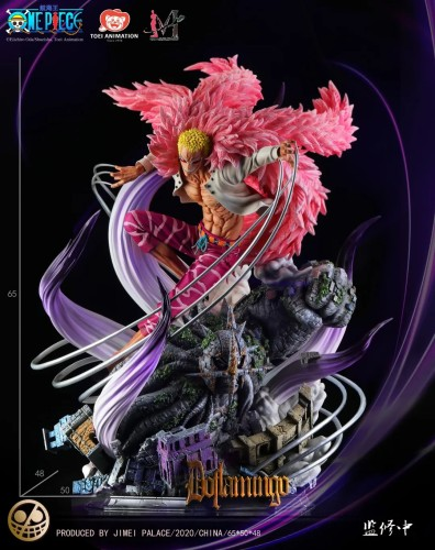 【In Stock】Jimei Palace One-Piece  Doflamingo 1/4 resin statue