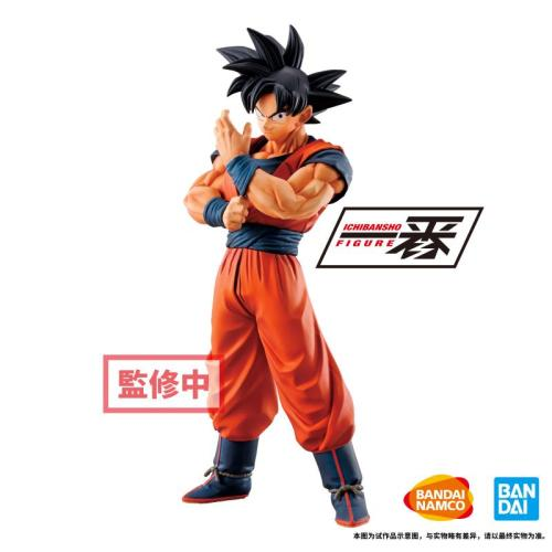 【In Stock】BANDAI ICHIBANSHO Dragon Ball Goku PVC figure