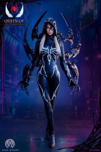 【In Stock】War Story Studio Marvel Venom Queen of the dark spider statue
