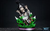 【Preorder】W17 Studio One Piece Brook resonance series resin statue's post card