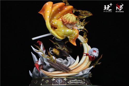 【In Stock】PT-Studios x NB-Studios Demon Slayer Agatsuma Zenitsu resin statue