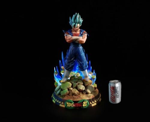 【Preorder】Artison Toys Dragon Ball Vegetto resin statue's post card