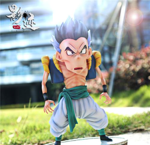 【In Stock】DIM Model Studio Dragon Ball thin Gotenks resin statue
