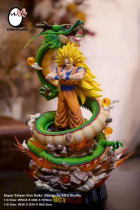 【In Stock】EGG Studio Dragon Ball Goku resin statue