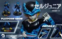 【In Stock】XT Studio Dragon Ball little Cell resin statue