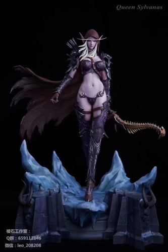 【In Stock】Faceted Pebble Studio Sylvanas Windrunner resin statue