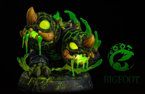 【In Stock】BIG FOOT Studio WOW Fel Core Hound resin statue