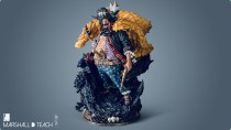 【Preorder】Last Sleep ONE PIECE Marshall·D·Teach Blackbeard resin statue's post card