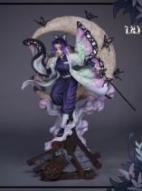【Preorder】TNT Studio Demon Slayer Shinobu resonance resin statue's postcard