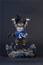 【Preorder】lbwnb Studio Dragon Ball Goku Spirit Bomb resin statue's post card