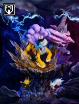 【In Stock】MFC Studio Pokemon Raikou Resin Statue