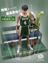 【Preorder】M3 Studio SlamDunk Fujima Kenji resin statue's post card