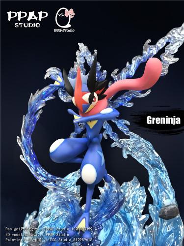 【In Stock】PPAP Studio & EGG Studio Pokemon Greninja resin statue