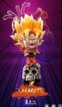 【Preorder】twilight Studio Dragon Ball Goku resin statue's post card