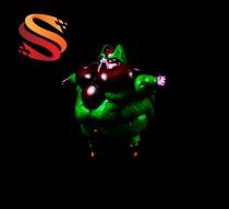 【Preorder】SS Studio Dragon Ball Cell reborn resin statue's post card