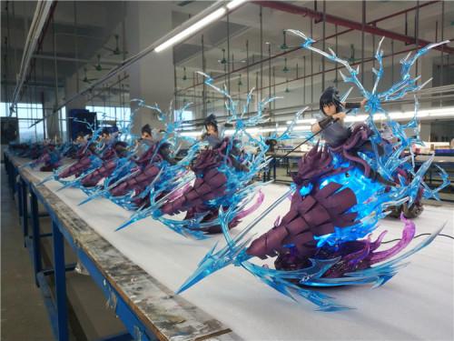 【In Stock】Singularity Workshop Uchiha Sasuke resin statue