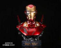 【Preorder】PinJiang Studio Iron Man bust's post card