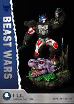 【Preorder】ILL Studio Beast Wars:Transformers Optimus Primal resin statue's post card