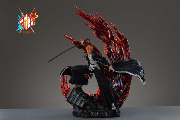 【Preorder】WS Studio BLEACH Ichigo resin statue's postcard