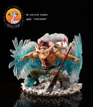 【In Stock】An ostrich Studio One Piece WhiteBeard Edward Newgate WCF scale resin statue