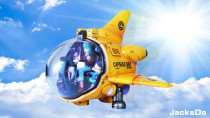 【In Stock】JacksDo Studio Dragon Ball Bulma 991 Airship