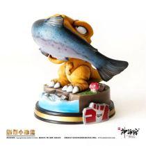 【Preorder】SHG Studio The dinosaur argonne resin statue's post card