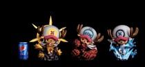 【Preorder】WS Studio One-Piece Tony Tony Chopper Cos  Three generals resin statue's post card
