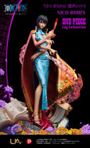 【Preorder】Unique Art ONE PIECE Nico Robin copyright resin statue's post card