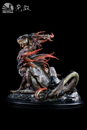 【In Stock】INFINITY Studio Chi Loong resin statue