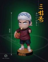 【Preorder】M3 Studio SlamDunk Hisashi Mitsui resin statue's post card