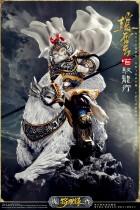【Preorder】Hunzuo Studio Three Kingdom Zhao yun Cat resin statue's post card