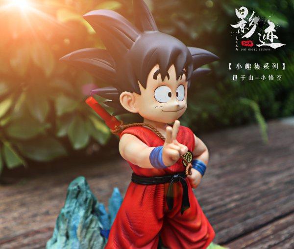 【In Stock】DIM Model Studio Dragon Ball little Goku resin statue