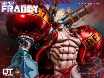 【Preorder】DT Studio One Piece Franky resonance resin statue's post card