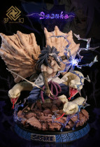 【Preorder】Dream Studio Uchiha Sasuke resin statue's post card