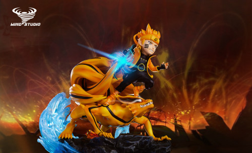 【In Stock】Wind Studio Naruto Resin Statue